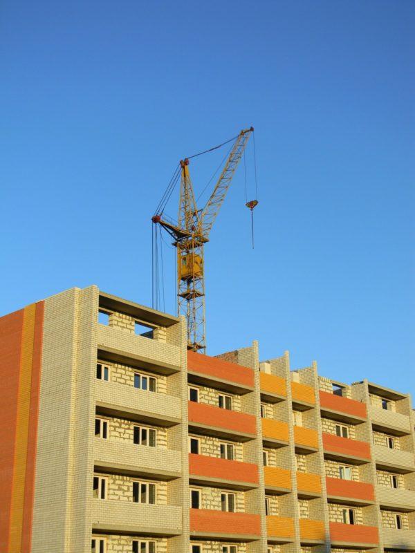 Покупка новостройка на стадии строительства